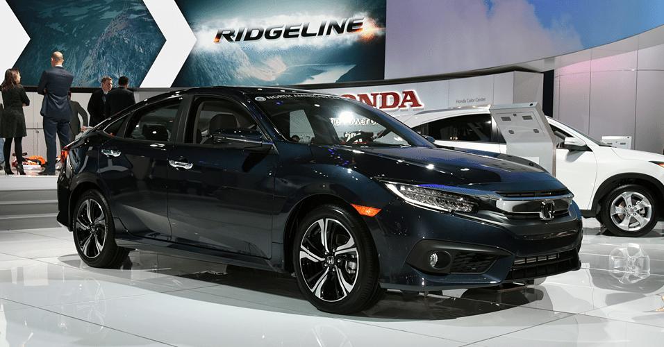 Novo Honda Civic estreia antes do Salão de SP por até R$ 115 mil ...