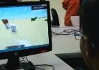 """Nem balé, nem karatê: """"Minecraft"""" é a nova estrela das salas de aula - Pedro Henrique Lutti Lippe/UOL"""