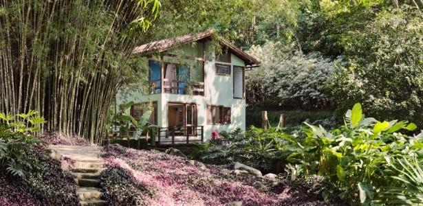 deck jardim copacabana:Fotos: Jardim premiado à beira-mar tem plantas regionais e deck para