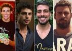Currículo de beleza: looks naturais são as apostas do ator Cauã Raymond (Foto: Montagem)