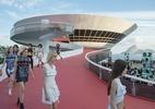 Louis Vuitton faz desfile no Museu de Arte Contemporânea em Niterói - Agência Fotosite