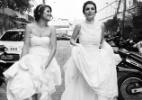 Fotógrafas se especializam em registrar famílias e casais LGBT - Divulgação/Gataria
