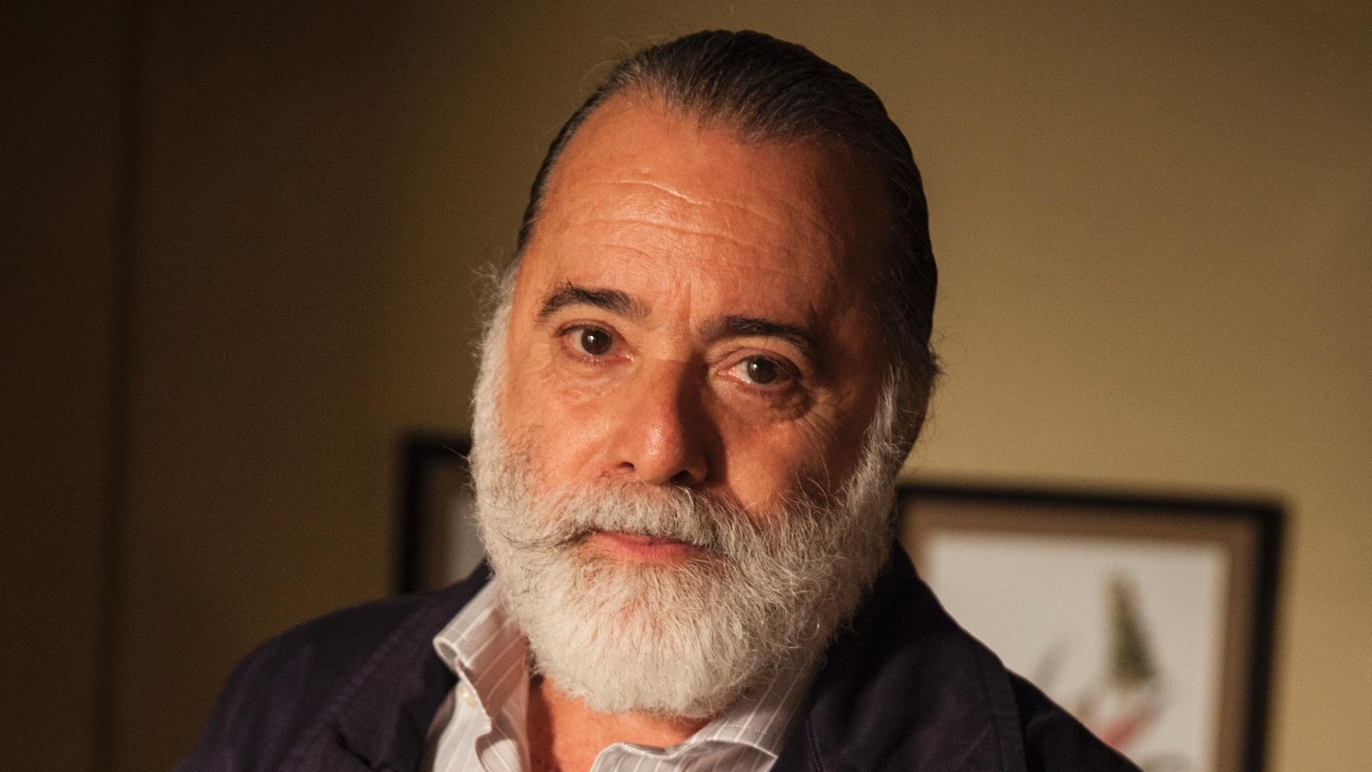 Tony Ramos como o Zé Maria de