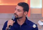 """Reymond diz que """"Reza a Lenda"""" ajudou a superar período """"ateu"""" de sua vida - Reprodução/TV Globo"""