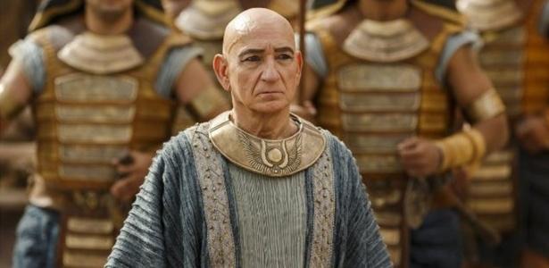 "Ben Kingsley está na série ""Rei Tut"", que será exibida pela Globo"