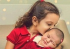 Mariana Belém mostra o rosto da segunda filha, Julia - Reprodução/Instagram