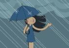 Tá chovendo? Aproveite o tempo para melhorar a casa em 5 passos (Foto: DiVasca/ Arte UOL)