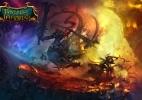 'Battle of the Immortals' é anunciado para mobiles (Foto: Divulgação)