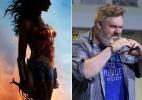 """De """"Mulher Maravilha"""" a """"Walking Dead"""", saiba tudo o que rolou na Comic-Con - Montagem UOL/Reprodução, AFP, UOL"""