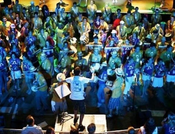 festa jardim do morro : festa jardim do morro: bateria paulista em duas festas no mês de dezembro – Noite – Guia UOL