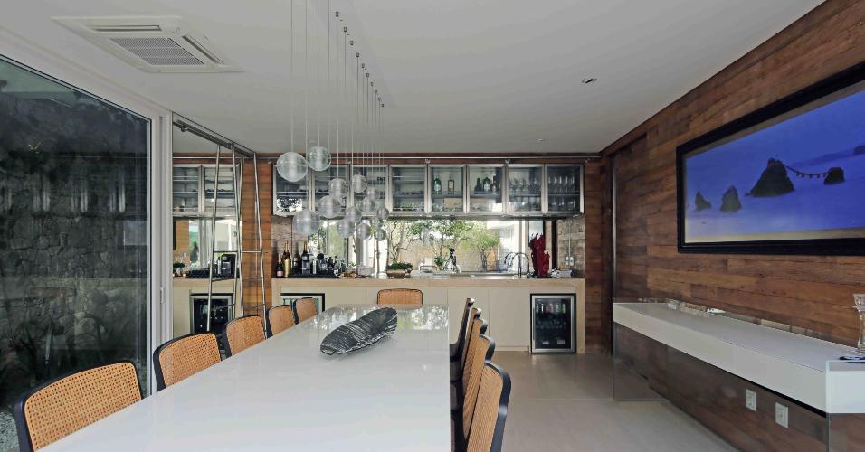 Sala De Jantar Modocasa Verona ~ gourmet foi concebido de modo a funcionar como copa e sala de jantar