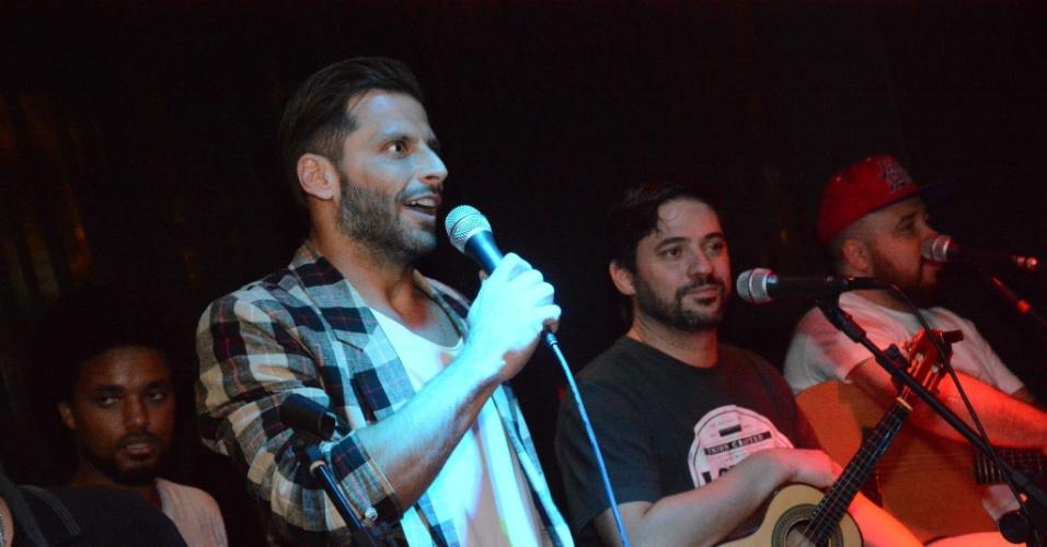 Henri Castelli é sócio do bar-balada Dezoito Bar & Movement