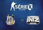 Com um CT fortíssimo, INTZ derrota nova Santos.Dex na Série XLG CS:GO (Foto: Divulgação)
