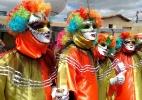 Papangus de Bezerros brincam no agreste pernambucano - Felipe Branco Cruz/UOL