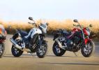 """Honda CB 500 teve e tem problema de """"expectativa vs. realidade"""" - Divulgação"""