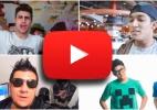 Saiba quem são os 10 maiores youtubers de games do Brasil - Montagem/UOL