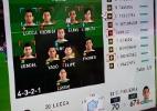 """Demo de """"PES 2017"""" mostra Corinthians com jogadores genéricos - Reprodução/Twitter"""