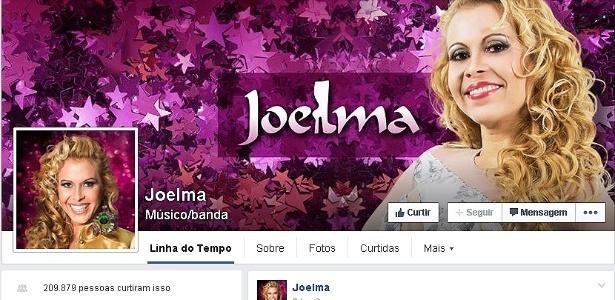 """Joelma desistiu de usar o nome artístico """"Joelma Calypso"""" após decisão judicial"""