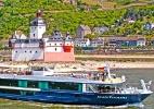 Príncipe húngaro será guia em cruzeiro entre Praga e Budapeste - Divulgação/Avalon