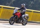 Honda CB 500X cobra R$ 29.900 para ir mais longe na estrada - Mario Villaescusa/Infomoto
