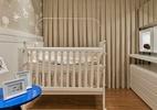 Veja como montar um quarto de bebê com decoração clássica (Foto: Marcelo Stammer/Reprodução)