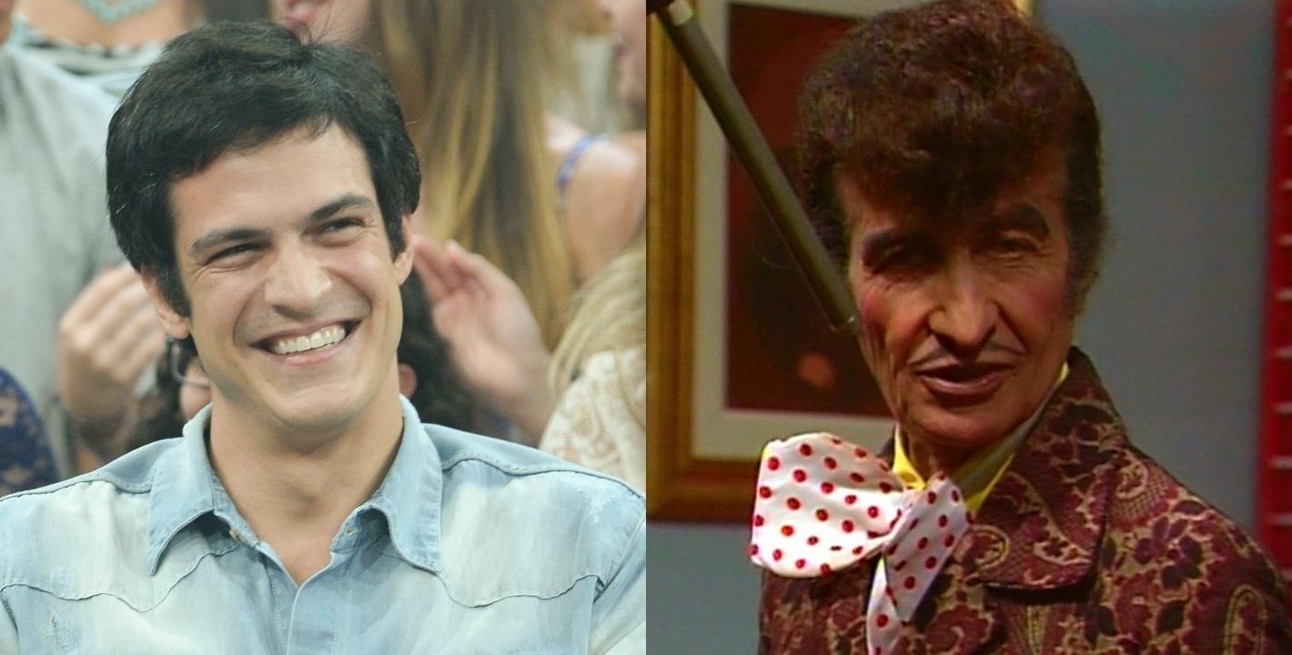 Mateus Solano será Zé Bonitinho, galanteador interpretado na primeira versão por Jorge Loredo (1925-2015)
