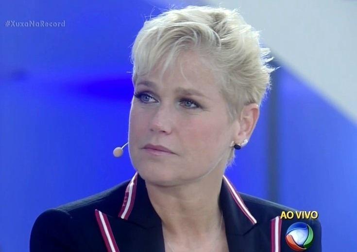 A apresentadora Xuxa Meneghel