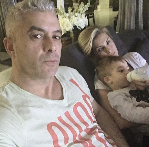 Ana Hickmann descansa em casa com a família após atentado que sofreu em Belo Horizonte (MG)