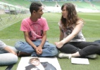 Somos ótimos fãs de Justin Bieber; mas ele está sendo um bom ídolo? - Reprodução/TV UOL