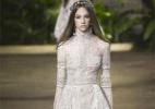 Queridinho das noivas e famosas, Elie Saab aposta em verão de rendas - Reprodução