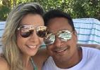 Xanddy revela que empresário e gravadora tentaram separá-lo de Carla Perez - Reprodução/Instagram/xanddyharmonia