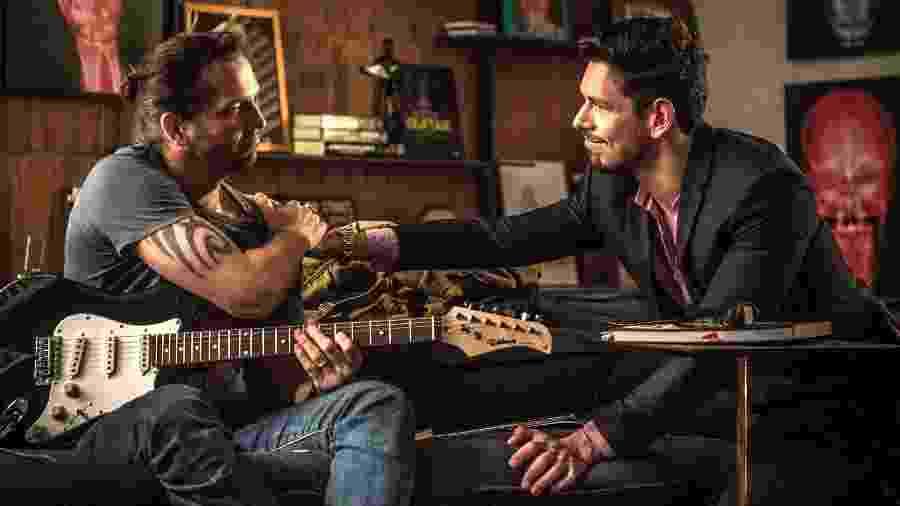 Gui decide rescindir o contrato com Lázaro — Rock Story