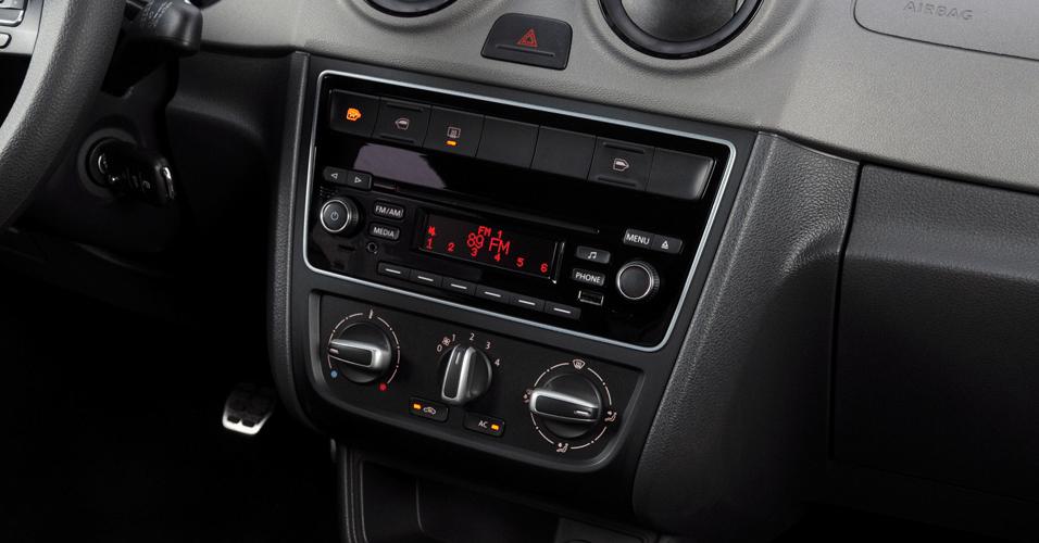 Volkswagen Gol Rallye 2014