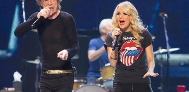 25.mai.2013 - Carrie Underwood canta