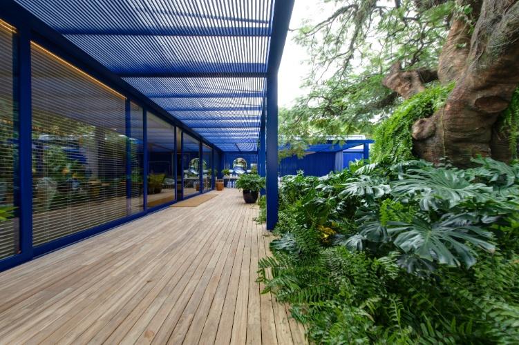 A Casa de Praia, por Roberto Migotto. A 27ª Casa Cor SP segue até dia 21 de julho de 2013, no Jockey Club de São Paulo