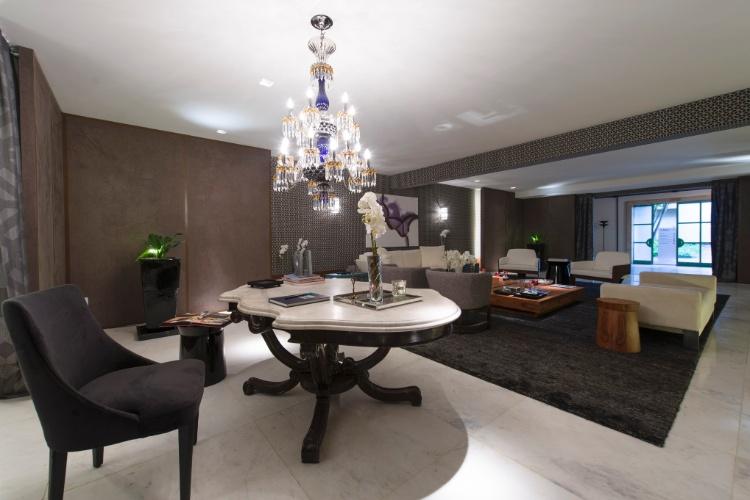 A profissional Letícia Ruivo assina o Loft Contemporâneo. A 27ª Casa Cor SP segue até dia 21 de julho de 2013, no Jockey Club de São Paulo