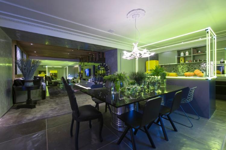 decoracao cozinha loft:Casa Cor SP 2013: cozinhas e salas de jantar – Casa e Decoração