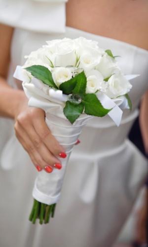 Imagem de buquê de flores pequeno