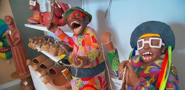 Curso De Artesanato Manaus ~ Conheça cinco lugares para comprar artesanato pernambucano no Recife Guia de Viagem UOL Viagem