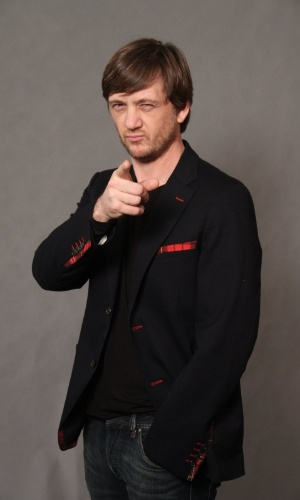 4.jun.2013 - André Frateschi será o Dr. Rochinha na novela das 11