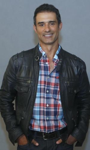 """4.jun.2013 - Marcos Pasquim volta à TV como o Carlito no remake de """"Saramandaia"""""""