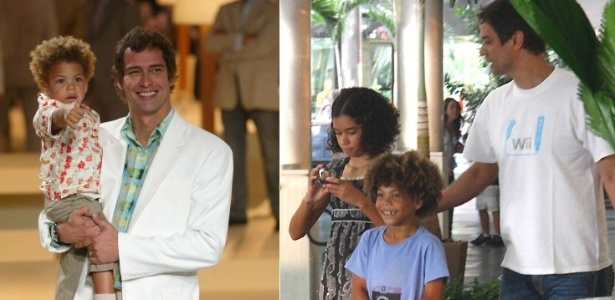 Marcello Anthony e Mônica Torres adotaram Francisco e Stephanie. Em 2005, o ator levou Francisco às passarelas da semana de moda de São Paulo, ao desfilar para Ricardo Almeida