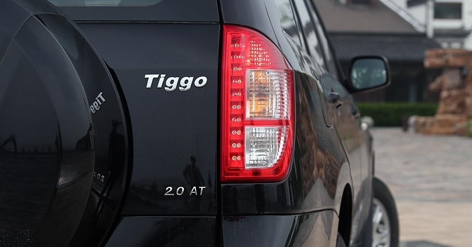 Chery Tiggo 2014