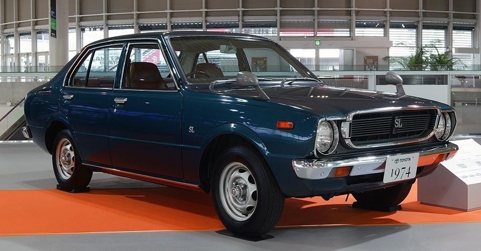 Toyota Corolla 1974