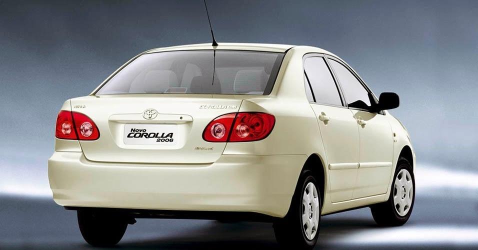 Toyota Corolla 2003