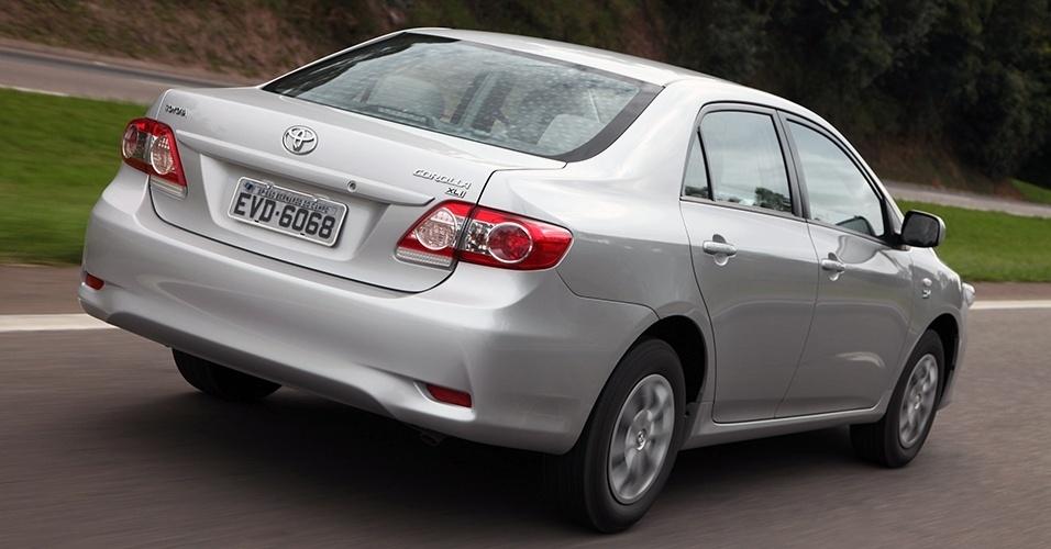 Toyota Corolla 2011-12