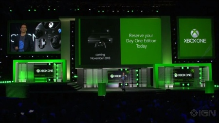 Xbox One sairá por US$ 499 em novembro em vários países no mundo.