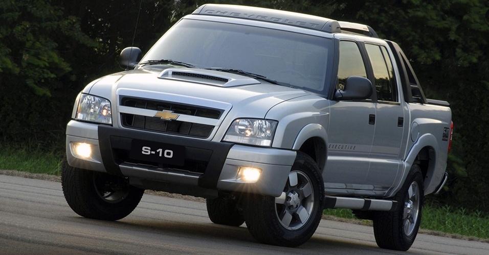 Chevrolet S10 2.4 Flex