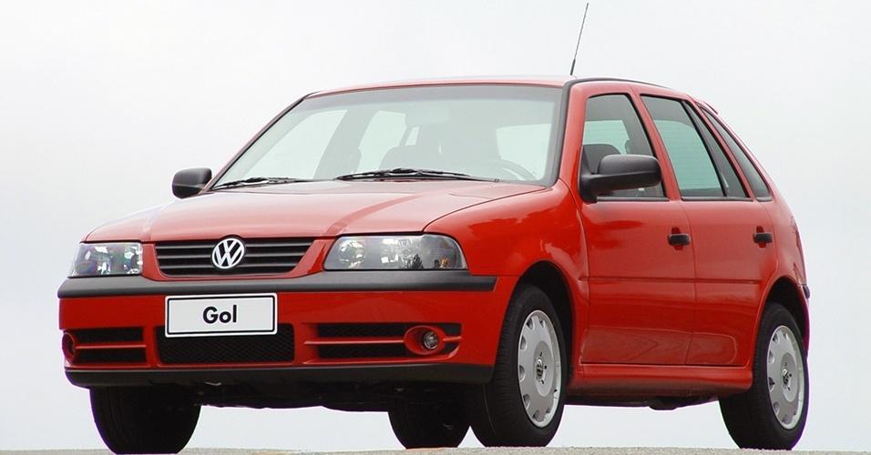 Volkswagen Gol 1.6 TotalFlex 2003