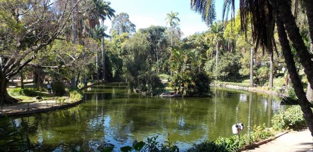 Resultado de imagem para Parque Municipal Américo Renné Giannetti
